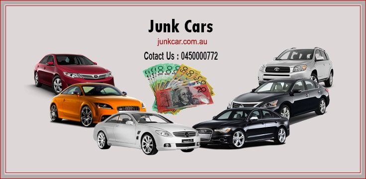 Junk Car Welcome Logo