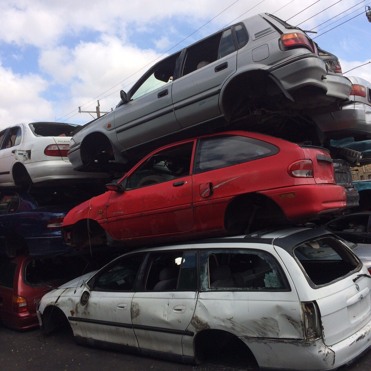 Scrap Metal Archives - Cash For Junk Cars Melbourne | Cash For Car ...