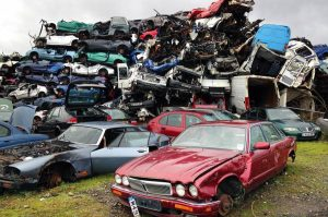 Cash for Removal of Flood Smashed Cars