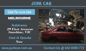 Cash for Junk cars Geelong